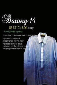 barong 14