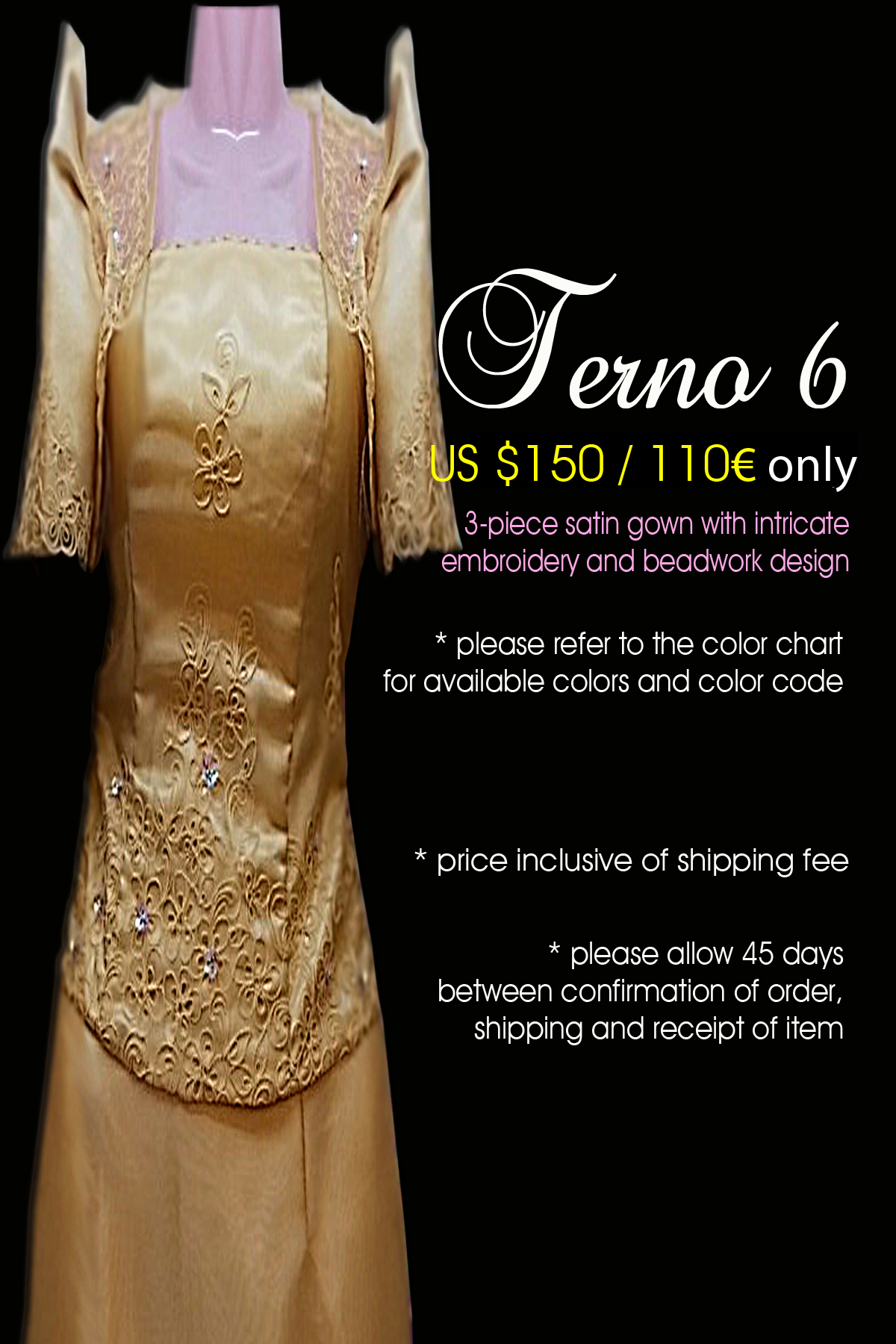 Pictures of modern filipiniana dresses filipiniana gowns designs by